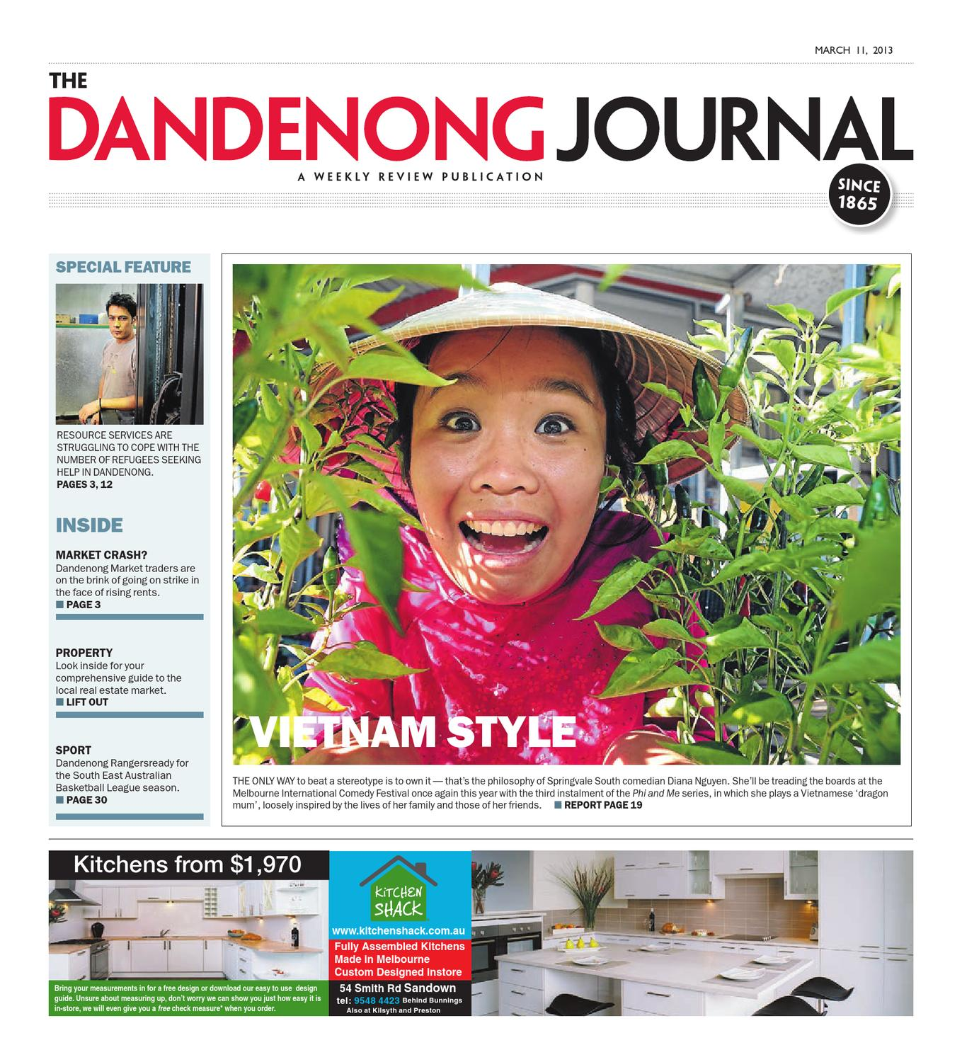 The Dandenong Journal By The Weekly Review Issuu