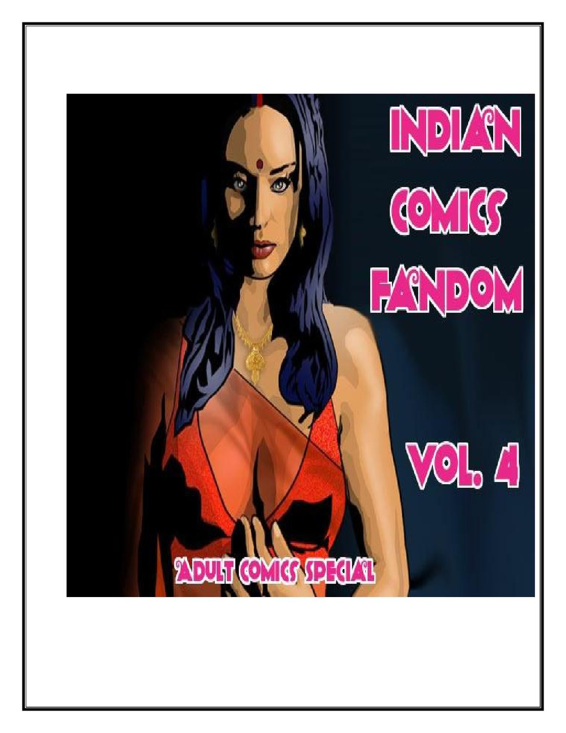 Indian adult comics