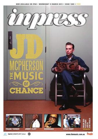 d3f1d41eb2f Inpress Issue 1265 by TheMusic.com.au - issuu