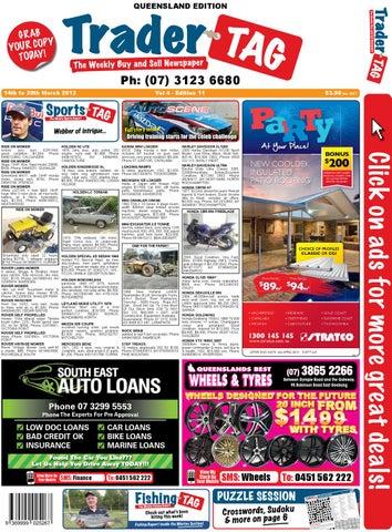 709e42e764 TraderTAG Queensland - Edition 11 2013 by TraderTAG Design - issuu