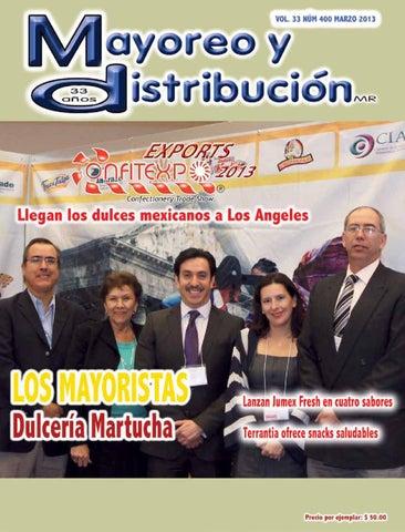 MAYOREO Y DISTRIBUCION MARZO 2013 by PRODUCCIONES MANILA - issuu
