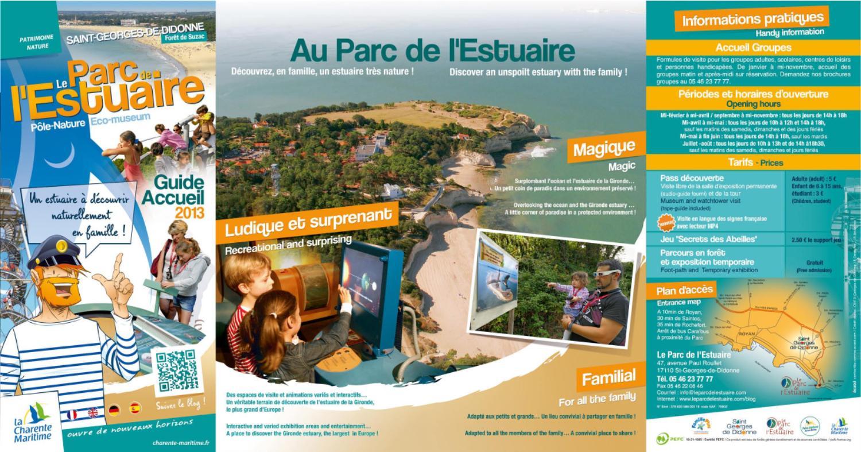 Parc de l 39 estuaire agenda 2013 by office de tourisme de saint georges de didonne issuu - Office du tourisme st georges de didonne ...