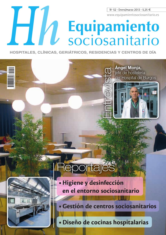 Hh Equipamiento sociosanitario - 52 by Peldaño - issuu