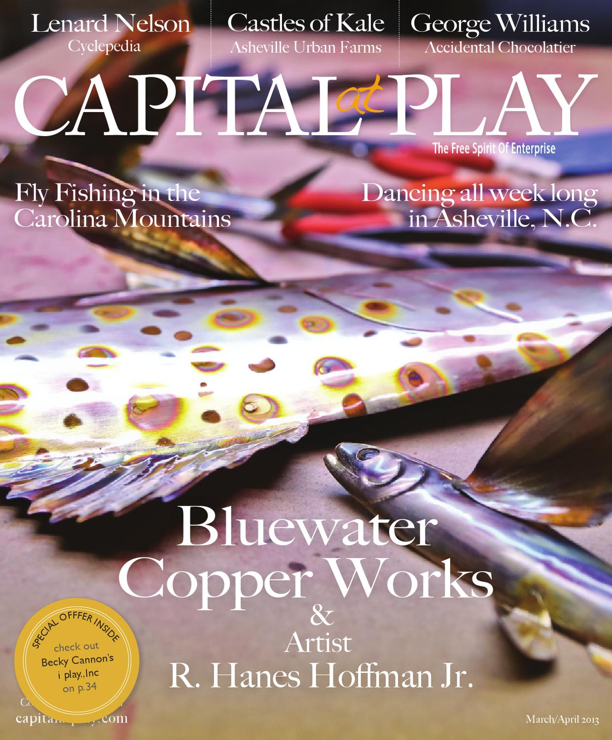 1208513d2 V.3 Edition 2 March/April by Capital at Play Magazine - issuu