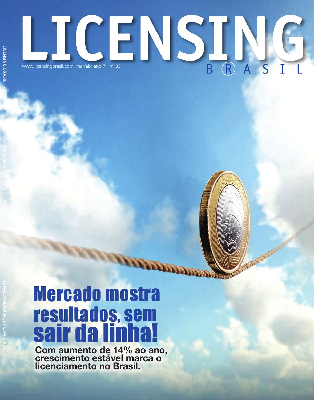 revista licensing brasil 33 by ep grupo � ag234ncia de