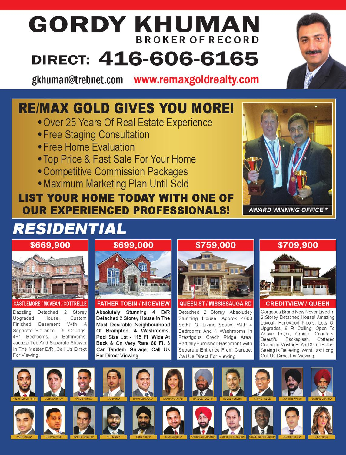 Real Estate Select Magazine - Volume 8, Issue 4 by Real Estate ...