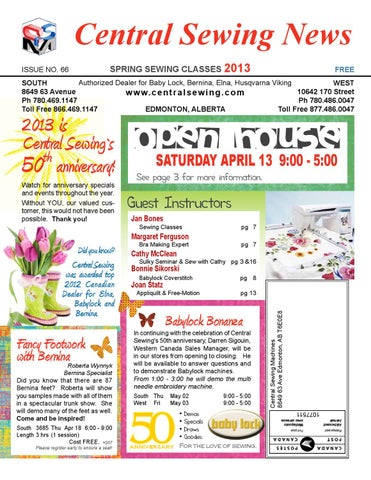 Sewing By Machines Central Issuu Newsletter66 4j5RqL3A