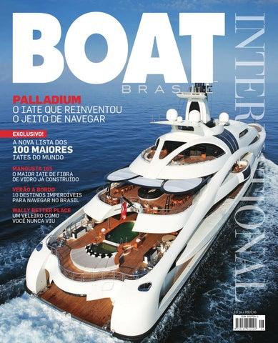 c6cbb57aaef Revista Boat International Brasil - Número 006 by Boat International ...