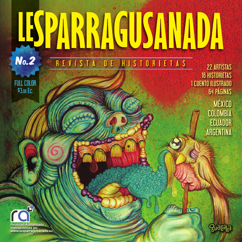 LeSparraGusanada No.2 by LeSparraGusanada - issuu