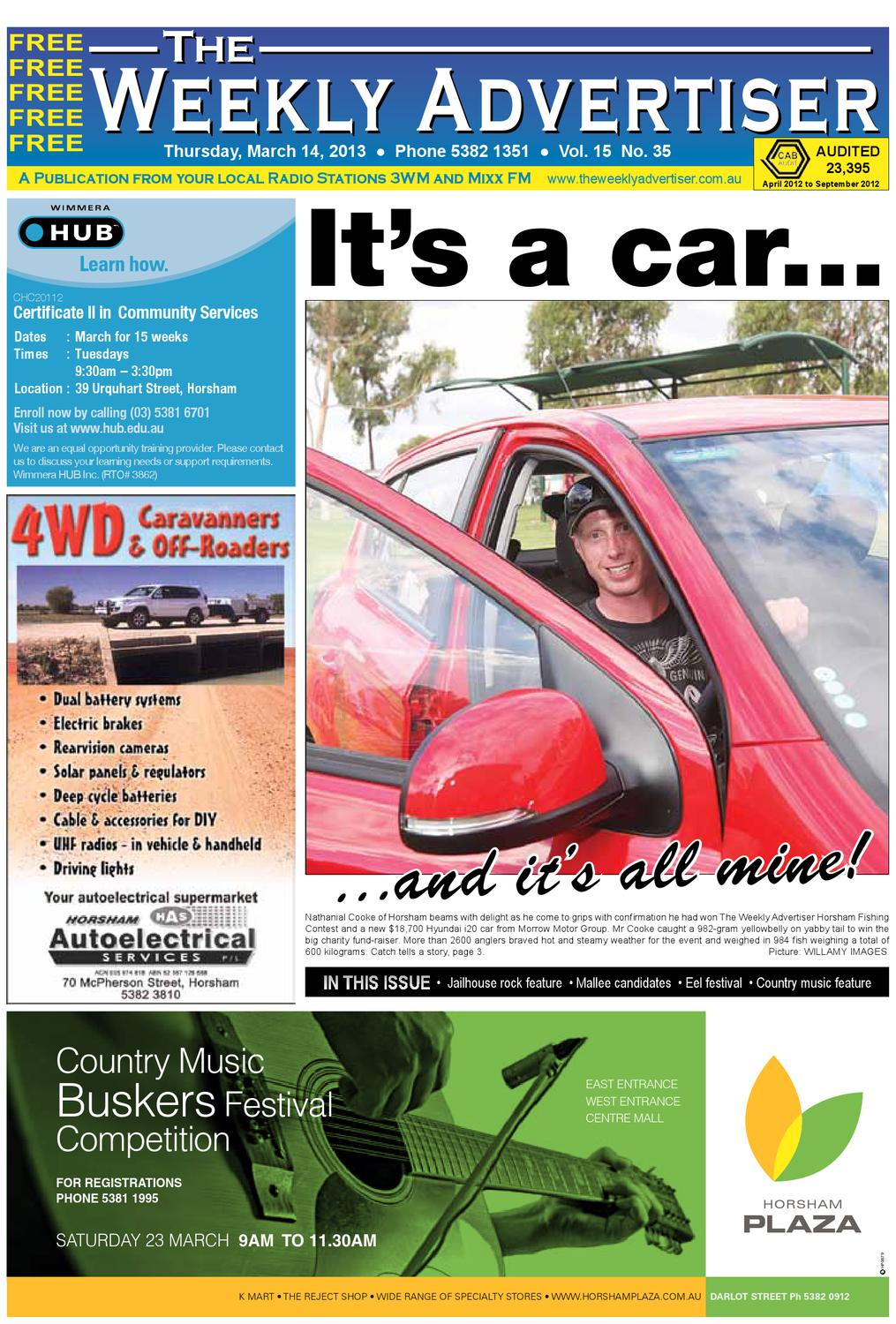 The Weekly Advertiser Thursday March 14 2013 Edition By Fog Lights On Wiring Up Driving Taurus Car Club Of America Issuu