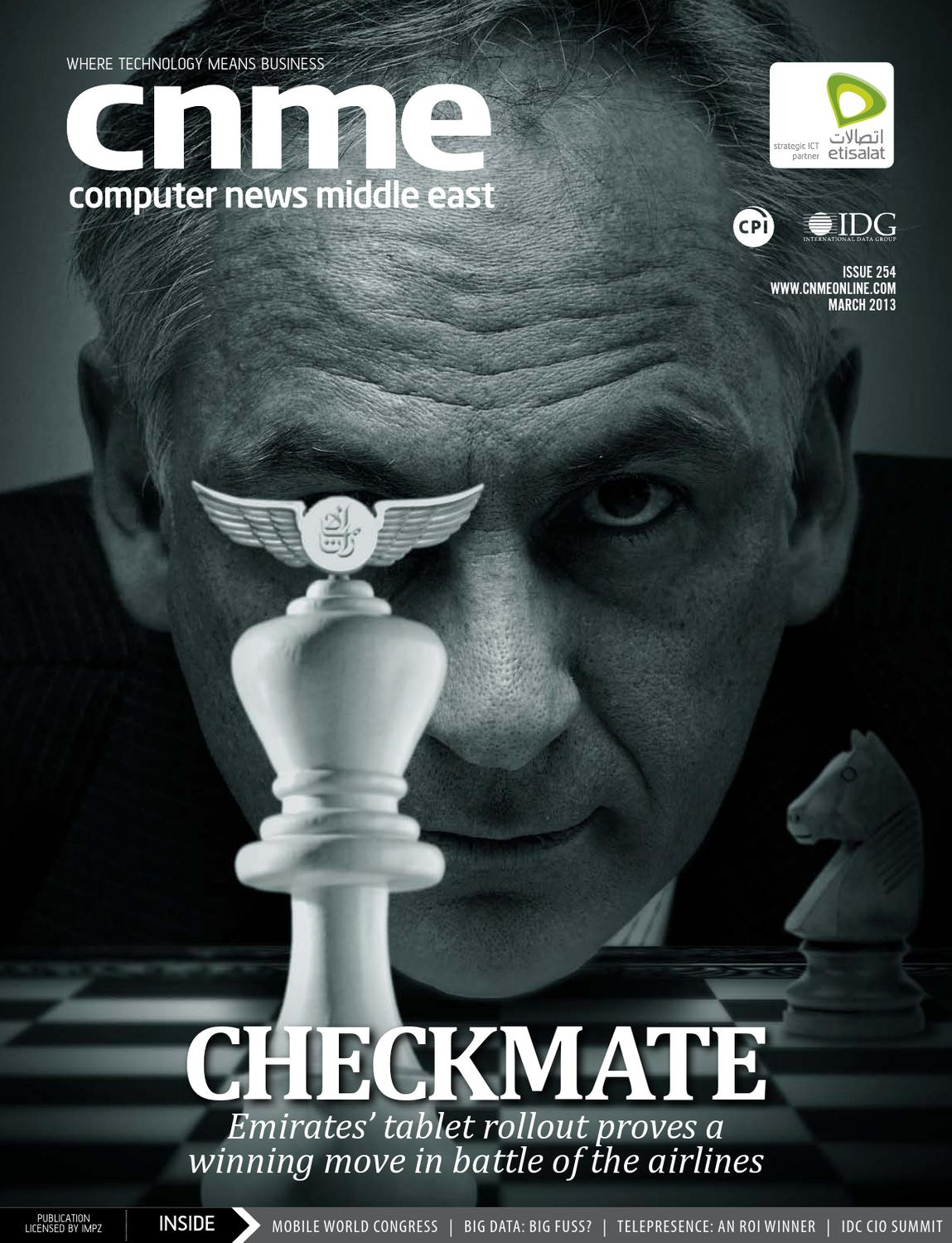 Computer News Middle East By Computernews Issuu Move Checkmate Diagram Furthermore Chess Moves In Addition The Event
