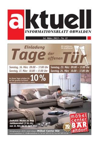 c520c219f5cc8c Aktuell Obwalden by Aktuell Obwalden AG - issuu