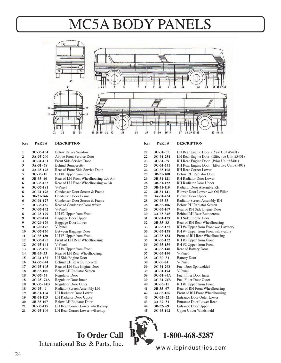 WRG-4423] Mci 102a3 Bus Wiring Diagram