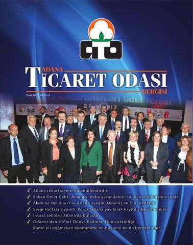91cf16fb807cb Adana Ticaret Odası Dergisi by Adana Ticaret Odası Dergisi - issuu