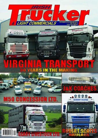 4fdac7dfbf Irish Trucker magazine January 2013 by Lynn Group Media - issuu