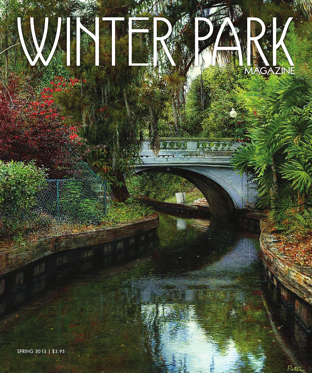 winter park magazine spring 2013 by orlando life issuu