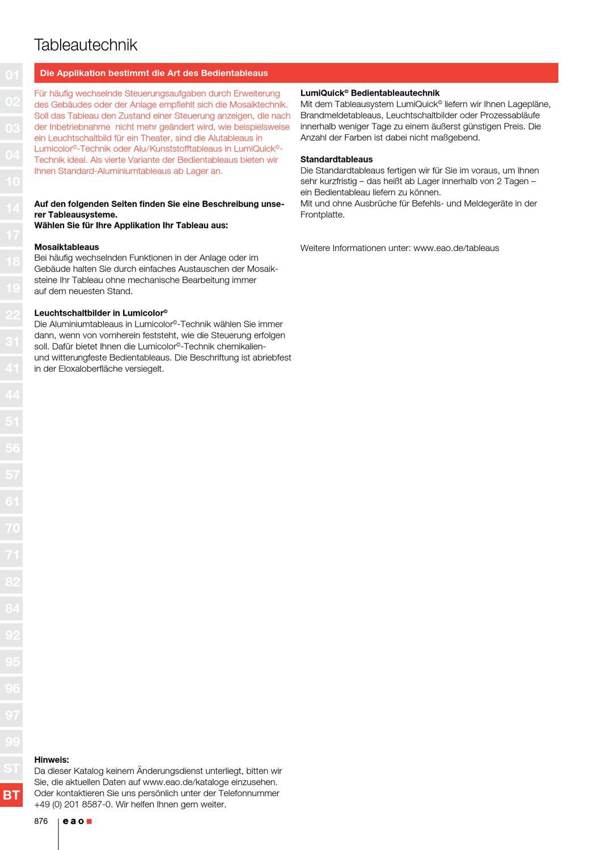 EAO_BT_01_Mosaiktableaus_DE by EAO AG - issuu