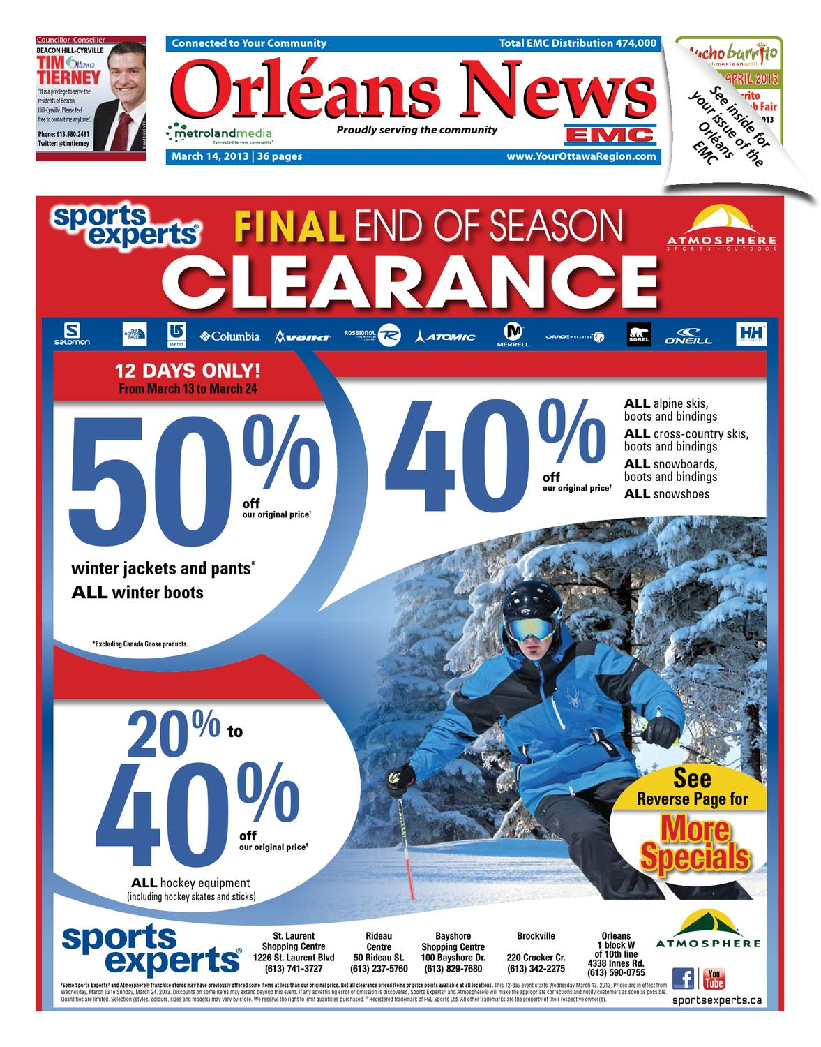 Orleans News by Metroland East - Orleans News - issuu