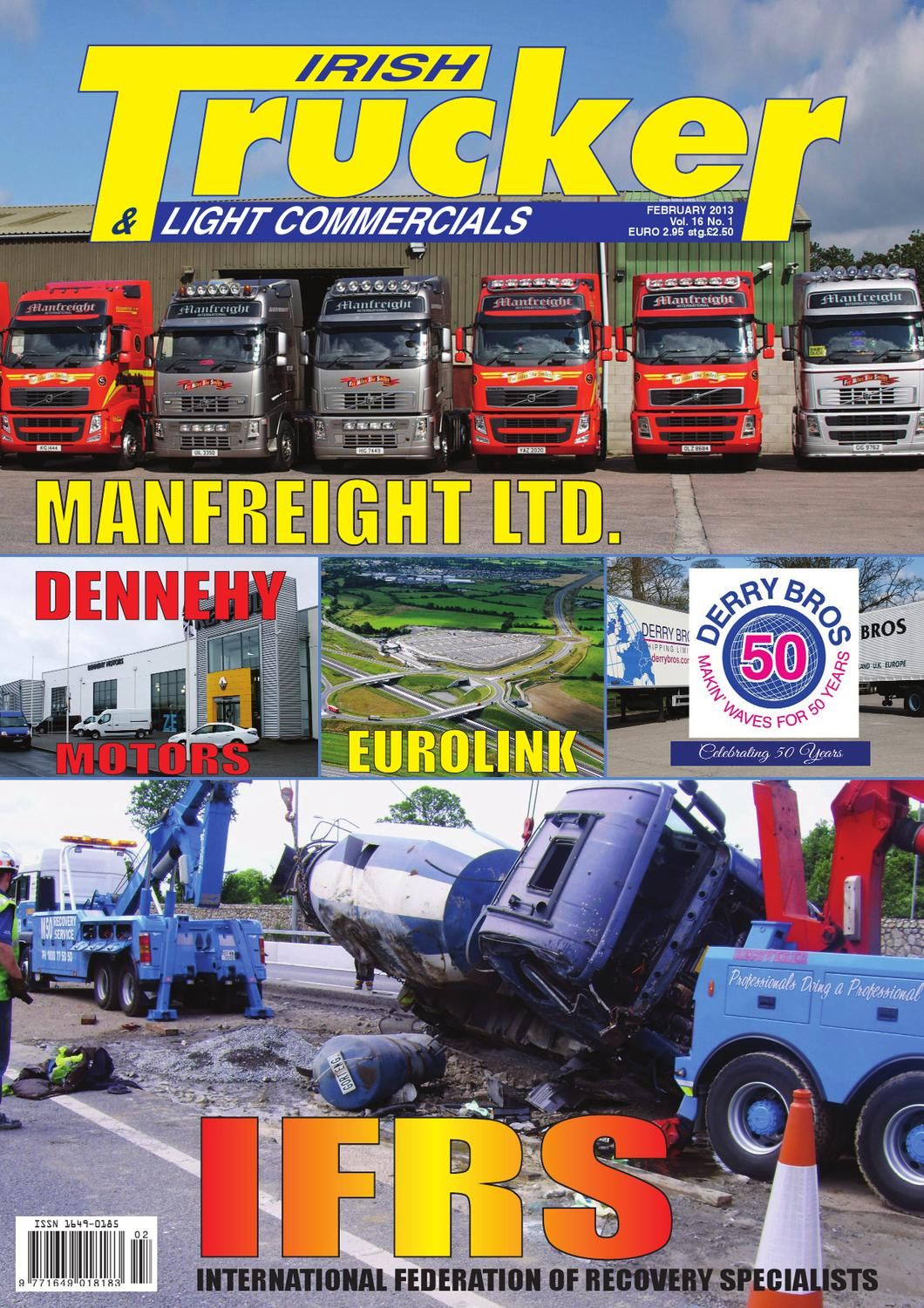 Finding The Right Insurance Company For Your Haulage Business