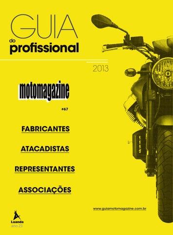 e346f07615f0e Guia do Profissional Motomagazine 2013 by Luanda Editores - issuu