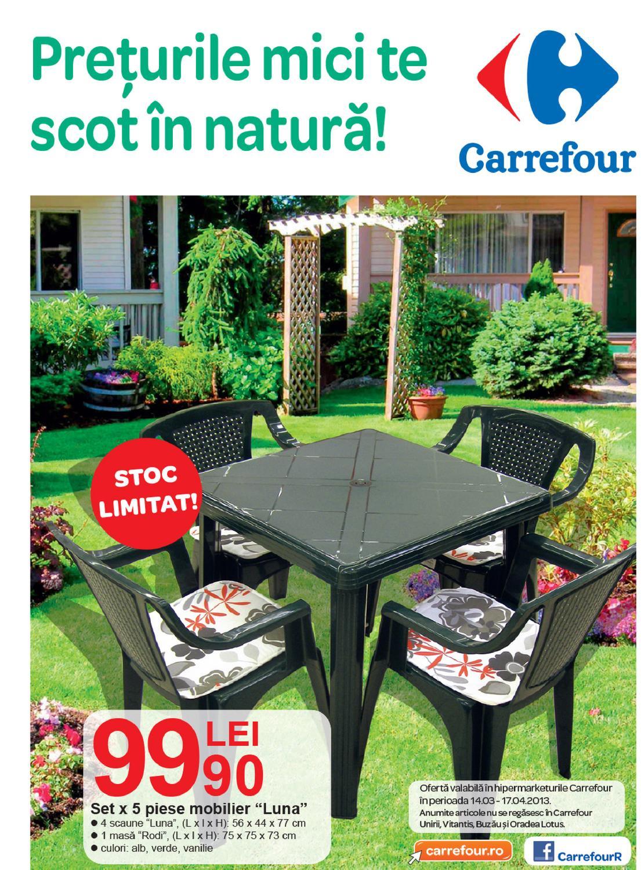 Catalog Special Carrefour Pentru Gradina By Carrefour Romania Issuu