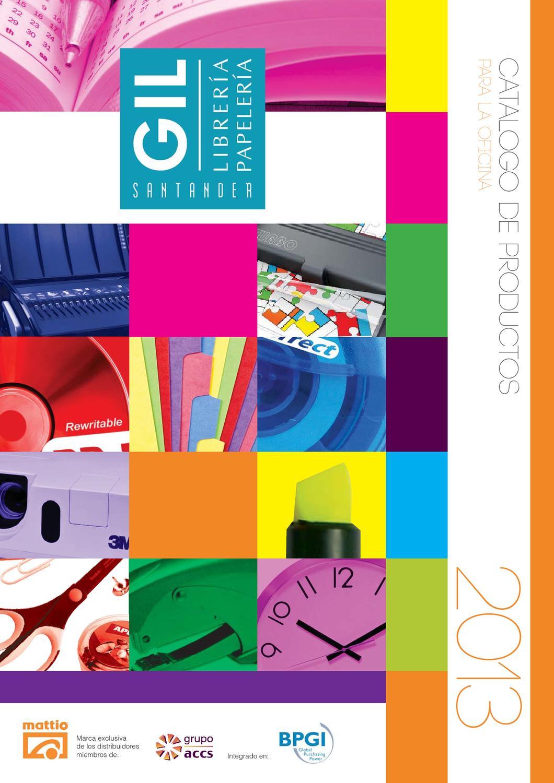 Cat logo de productos de oficina 2013 by librer a gil issuu for Productos de oficina