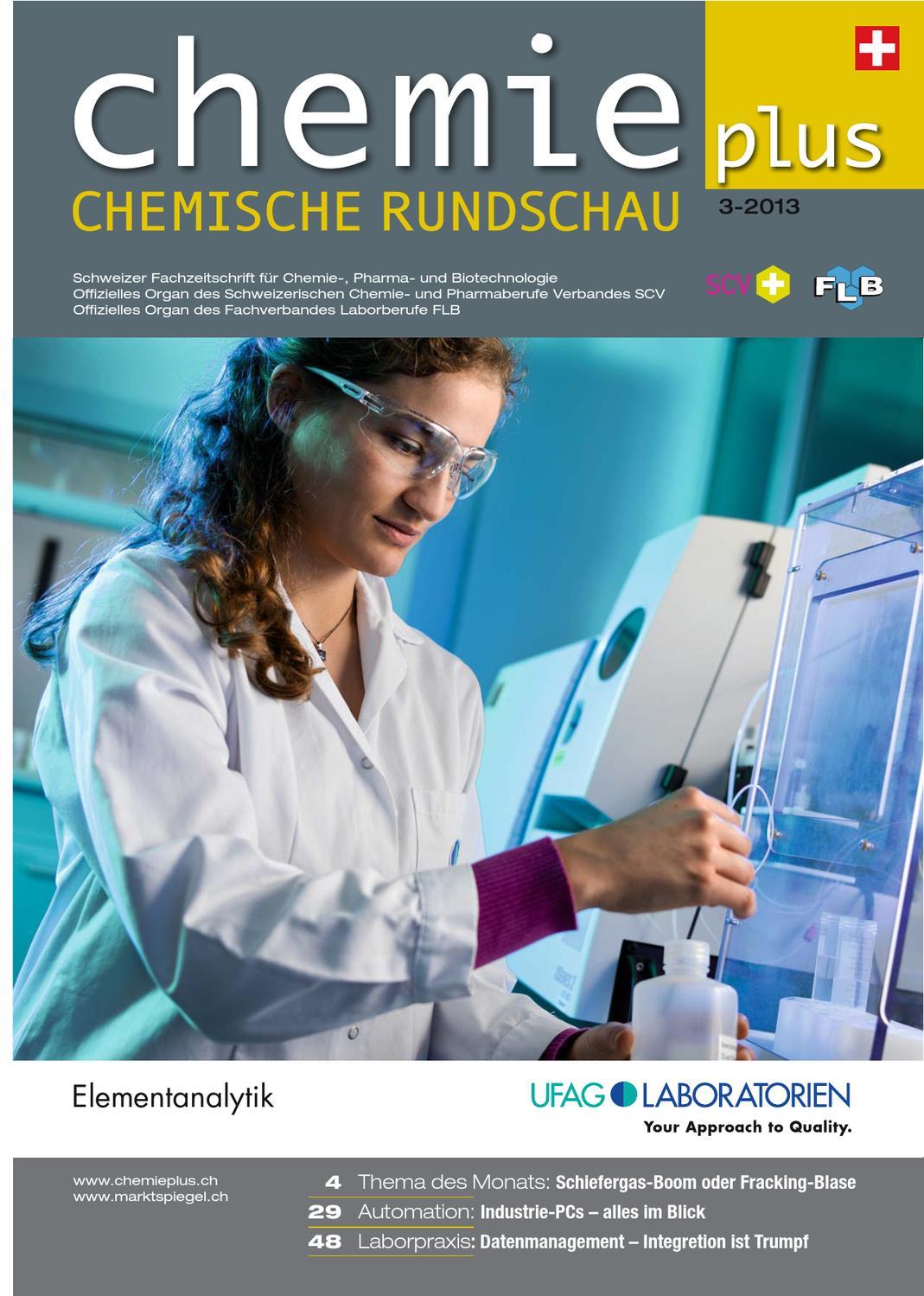 Chemieplus 2013/03 by AZ Fachverlage AG - issuu