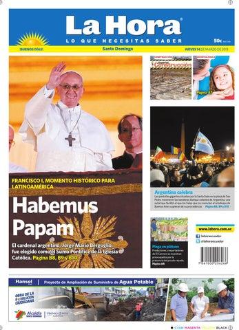 Edición impresa Santo Domingo del 14 de marzo de 2013 by Diario La ... 6eb581fc299a6