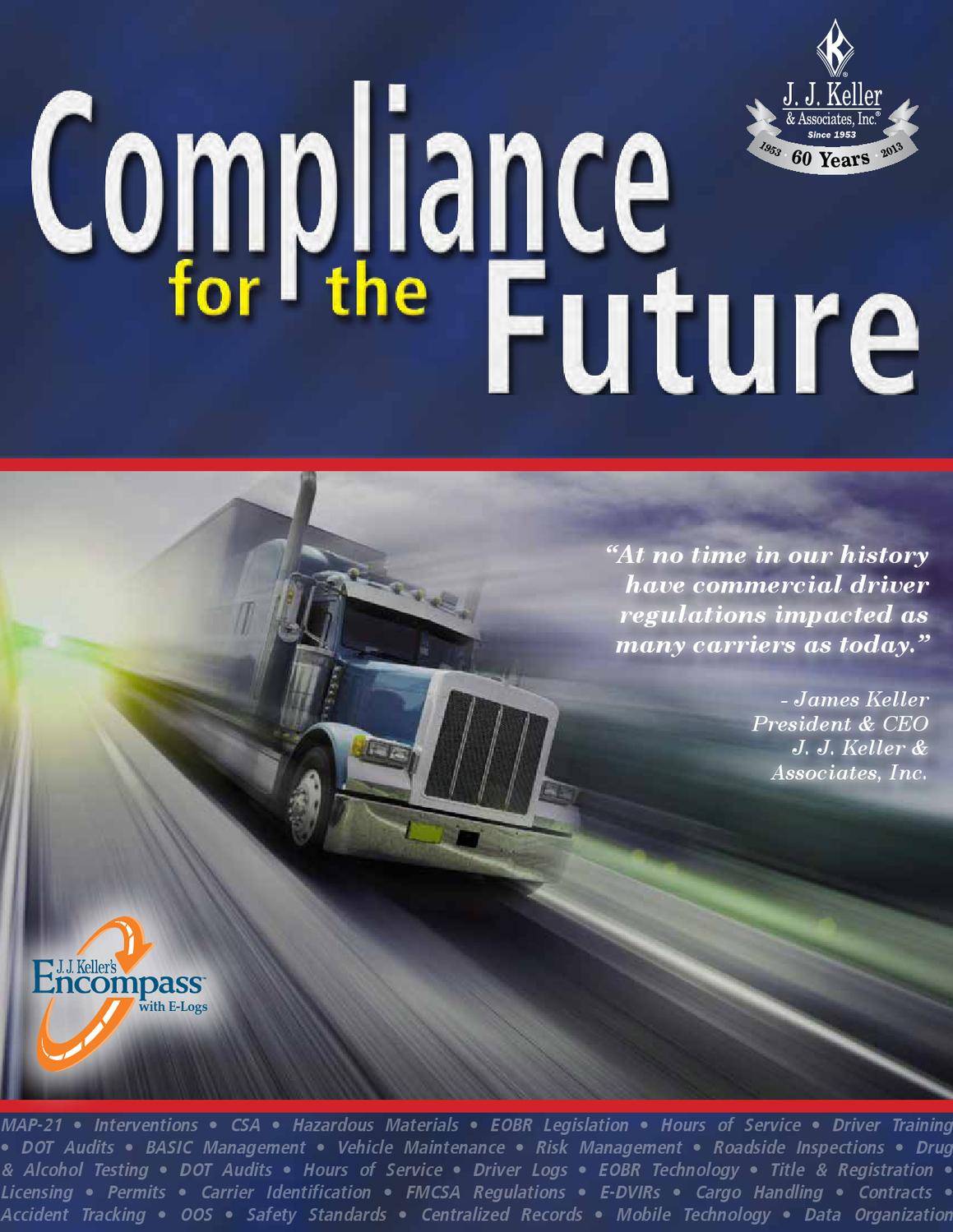 Compliance for the Future by Business Services Marketing - issuu