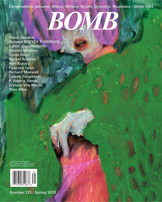 837d9ec03f BOMB 123 by BOMB Magazine - issuu