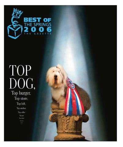 655396905f36 Best of the Springs 2006 by Colorado Springs Gazette