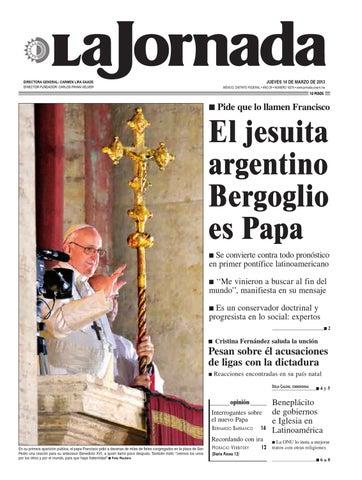 fe7c849aca285 JUEVES 14 DE MARZO DE 2013 MÉXICO