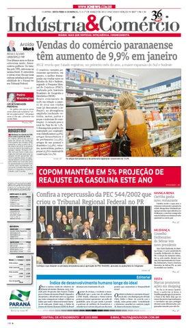 Jornal Indústria Comércio by Diário Indústria   Comércio - issuu 810d19f7d667b