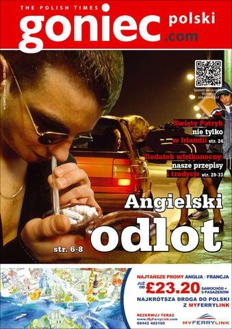 4363f189d5308 Goniec Polski 467 – Angielski odlot by Goniec Polski - issuu