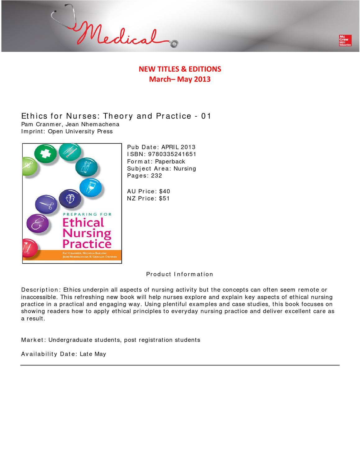 March to May Medical Product Catalogue by Sisenanda Santos