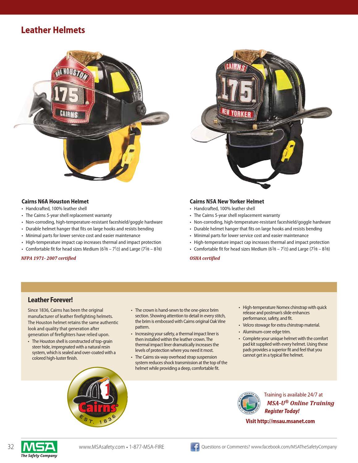 MSA 5555-83-mc_fireservicecatalog2012 by Industrial de