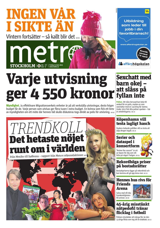 20130315 se stockholm by Metro Sweden - issuu e501e3652dfab