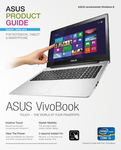 asus product guide march april by azan okona issuu rh issuu com asus product guide 2018 asus product guide july 2018