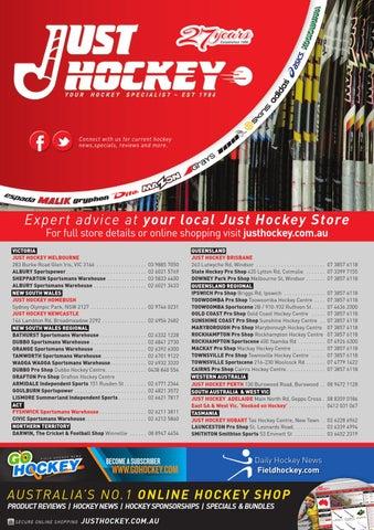 36e7bed484f Just Hockey Catalogue 2013 by Just Hockey - issuu