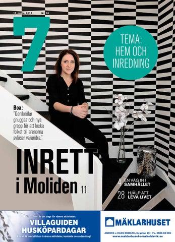 Tidningen 7 nr 10 2013 by 7an Mediapartner - issuu 771d5c54e0e8f