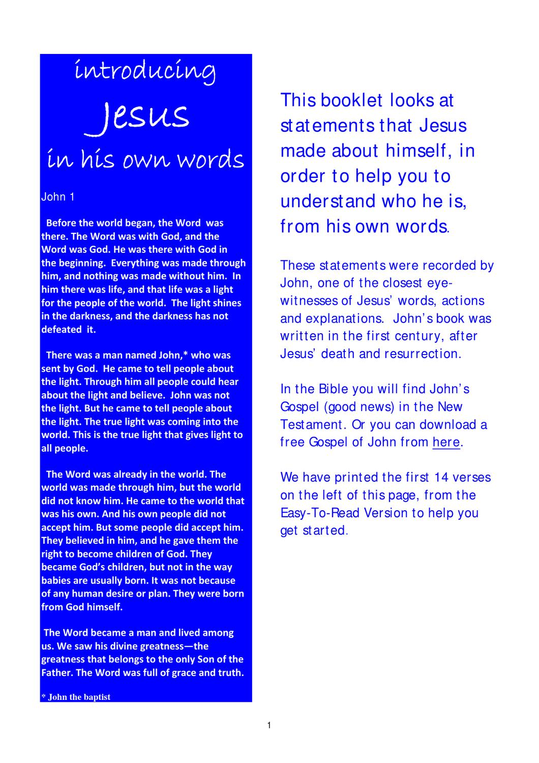 Nuneaton Corps - Introducing Jesus by The Salvation Army UK