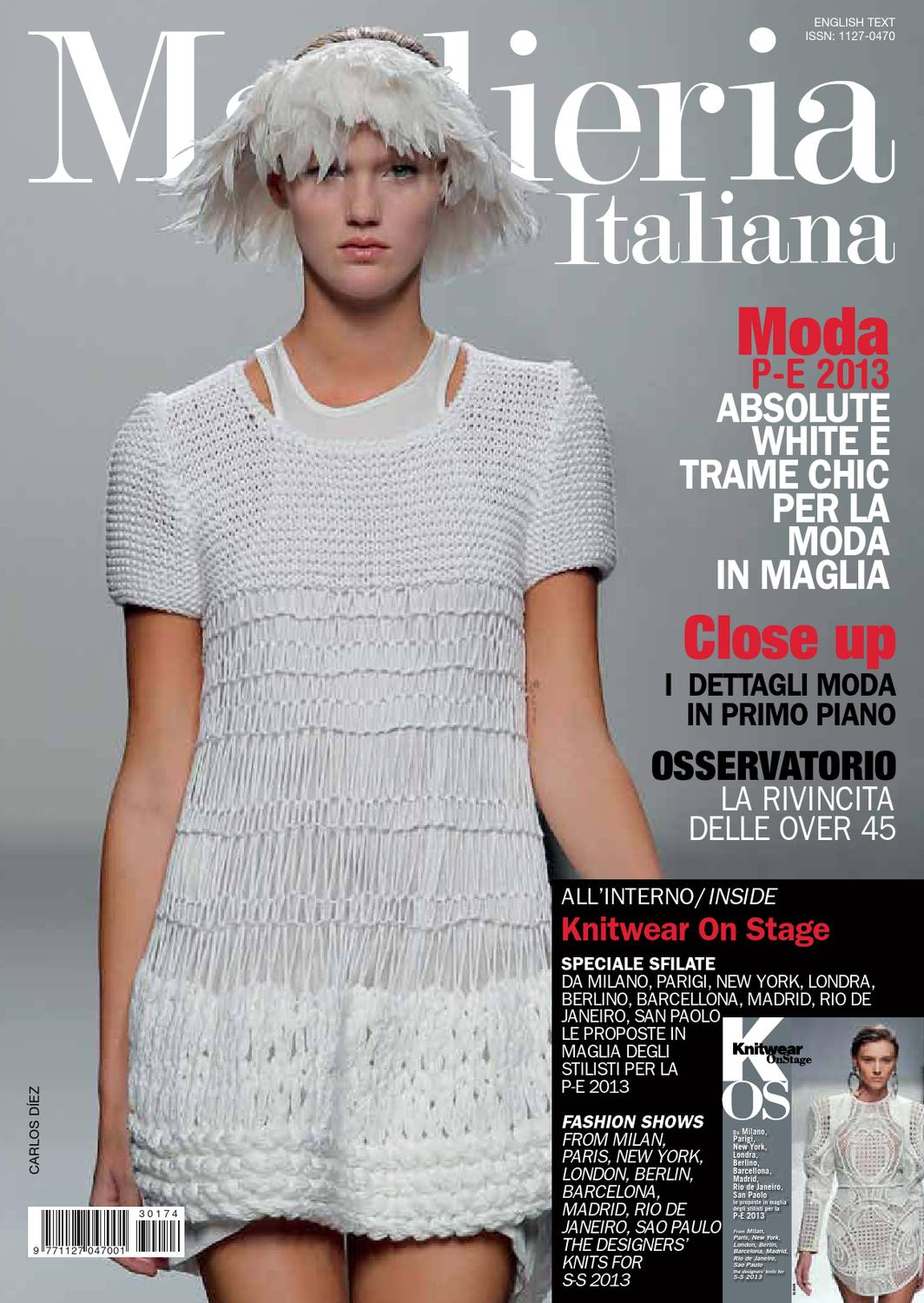 Maglieria Italiana - 174 by Editoriale Moda - issuu a895818a702