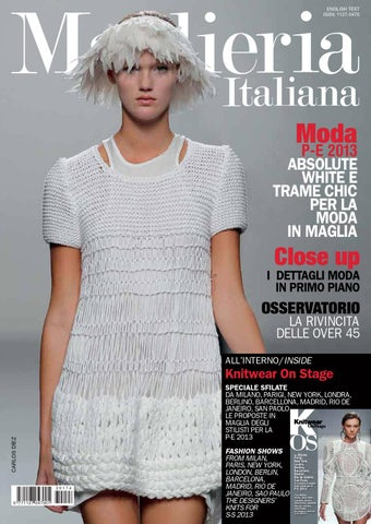 7e3c0a6696a3 Maglieria Italiana - 174 by Editoriale Moda - issuu