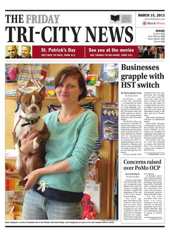 The tri city news march 15 2013 by black press issuu page 1 fandeluxe Image collections