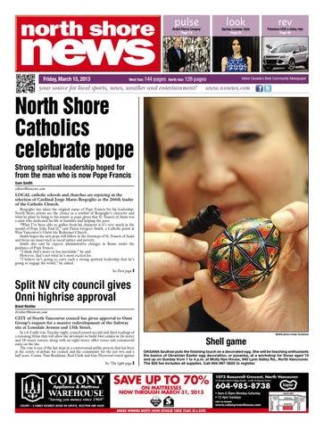 28411b407940 North Shore News March 1 2013 by Glacier Digital - issuu