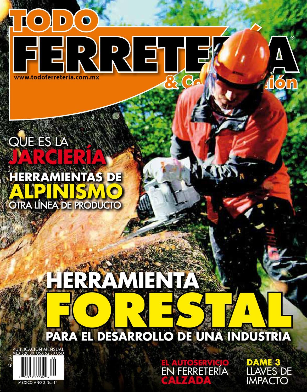HERRAMIENTA FORESTAL by TODO FERRETERÍA - issuu 235638b405fd