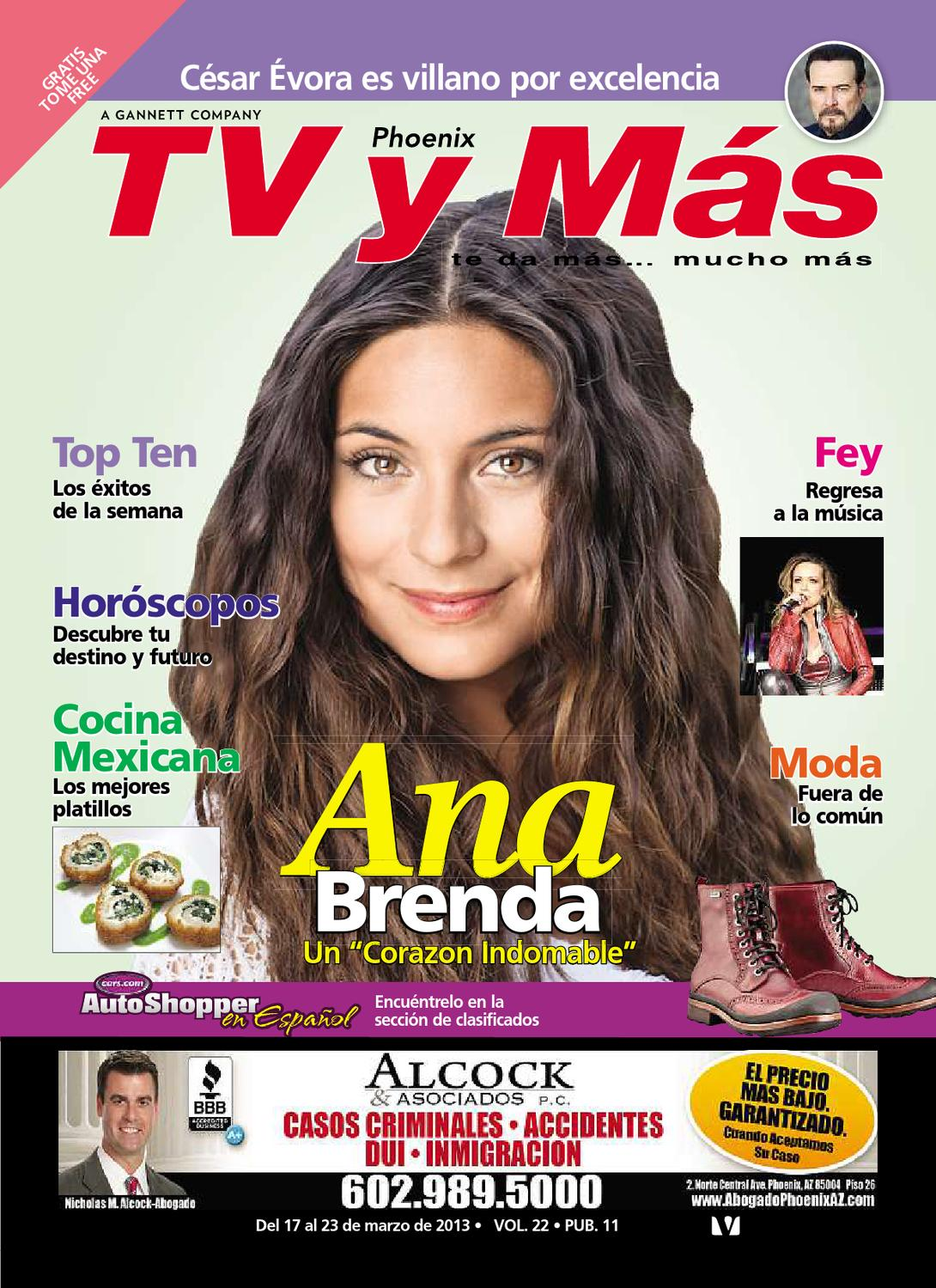 1c82d0651ffe TvyMas 031713 by La Voz Publishing - issuu