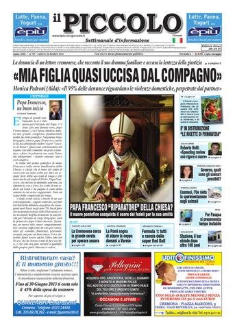 Il Piccolo 16 marzo 2013 by promedia promedia - issuu 8ecc1ee04eec
