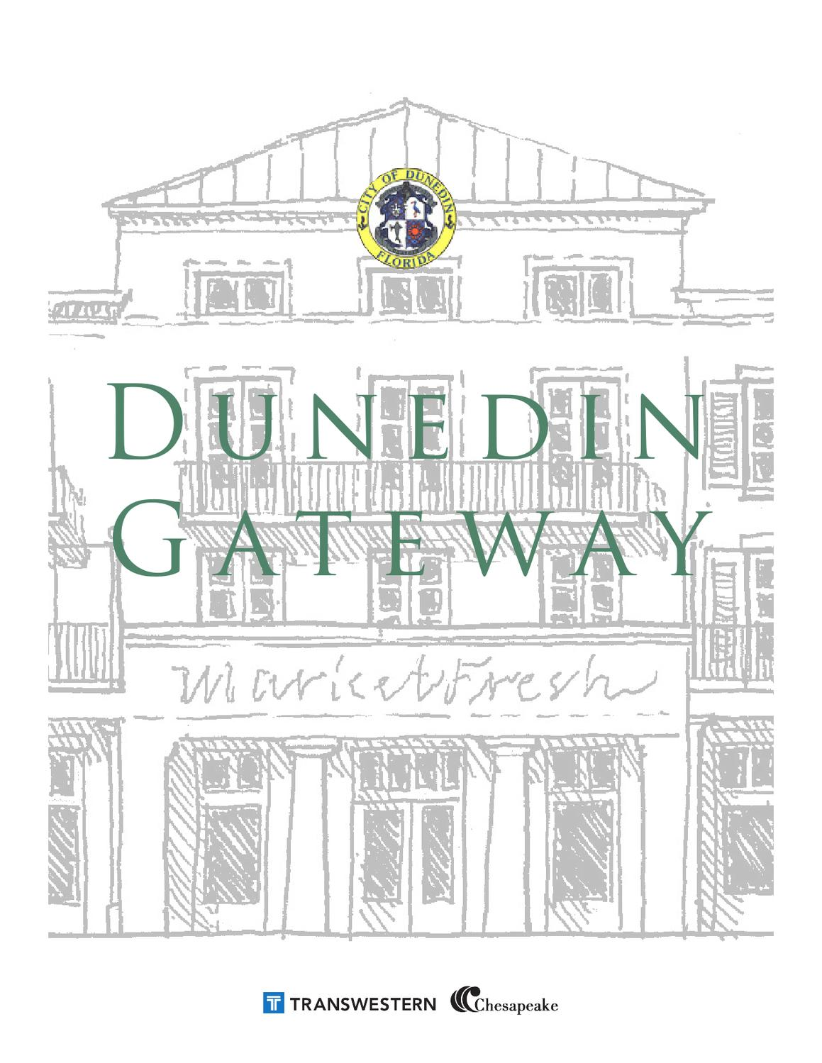 dunedin gateway by jeffrey blydenburgh