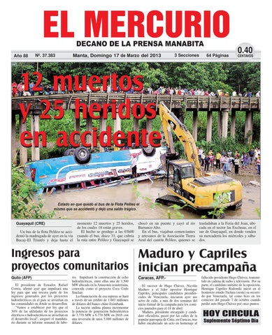 17marzo2013 by Diario El mercurio - issuu 3b4206d134a